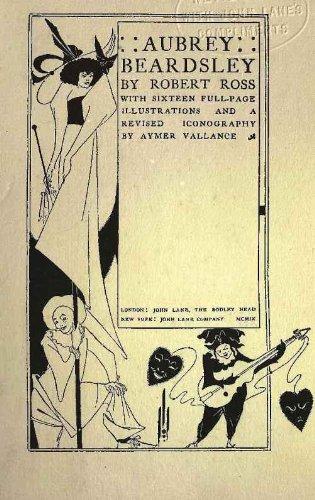 Aubrey Beardsley Illustrated Diverse - 1909 Original-Scan (English Edition)