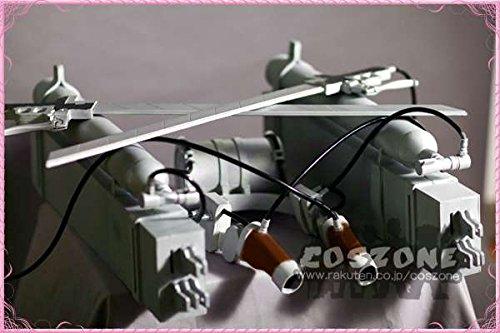 『進撃の巨人◆立体機動装置◆コスプレ道具』のトップ画像