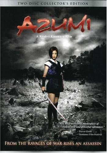 Amazon.com: Azumi (Two-Disc Collectors Edition): Aya Ueto ...