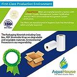 Zoom IMG-2 6x aquahouse 10 cartuccia filtro