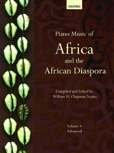 Nyaho, W: Piano Music of Africa and the African Diaspora Vol (Piano Music of the African Diaspora)