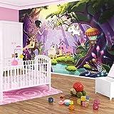 FORWALL Wallpaper Mural AMF11707_VE Papier Peint Photo Non-tissé Motif Licorne et...