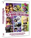 Dreamworks 10 Movie Collection ( Box 10 Dv) (Spirit,Shrek,Baby Boss,Trools )