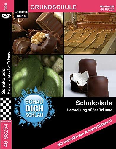 Schokolade - Herstellung süßer Träume (SDS) Nachhilfe geeignet, Unterrichts- und Lehrfilm