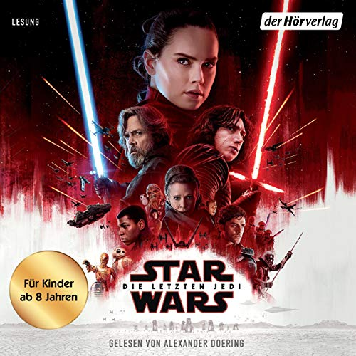 Episode VIII. Die letzten Jedi audiobook cover art
