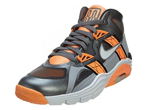 Nike Lunar 180 Trainer SC Men Sneaker Black/Anthracite/Volt/White 630922-001 (Size: 10)