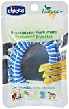 Chicco Bracelet en plastique au parfum de citronnelle, protection 100 % naturelle, pour enfants et adultes, résistant à l'eau, couleurs assorties – 60 g