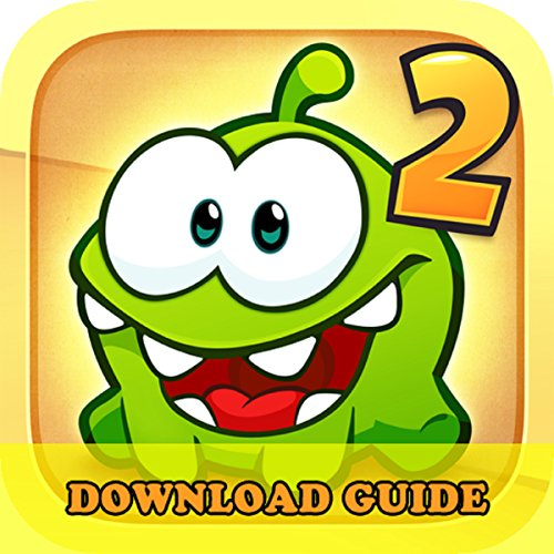 Cut the Rope 2 Game audiobook cover art