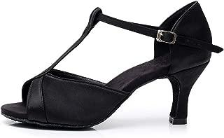 latin dance shoes black
