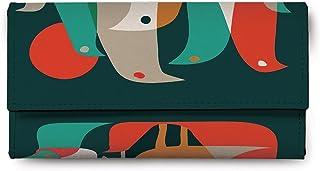 ShopMantra Multicolored Canvas Women's Wallet (LW00000315)