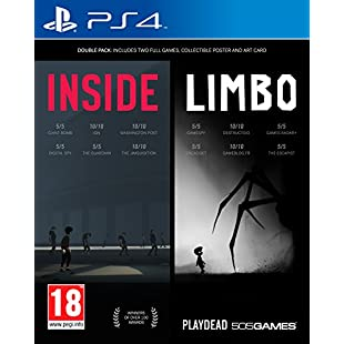 Inside-Limbo Double Pack (PS4):Superclub