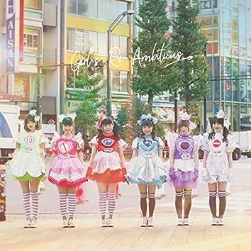 Girl's, Re Ambitious / kekkyoku...I Love You