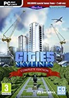 Cities Skylines Complete Edition (PC DVD) (輸入版)