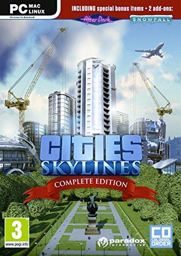 Cities Skylines Complete Edition (PC DVD) [Edizione: Regno Unito]