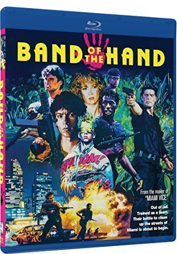 Top New Band of the Hand – BD [Blu-ray]