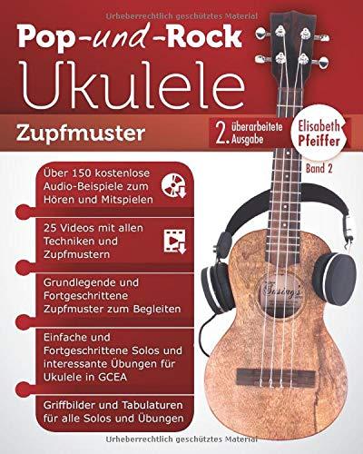 Pop- und Rock-Ukulele, Band II: ...