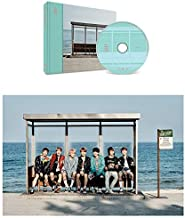BTS KPOP WINGS YOU NEVER WALK ALONE BANGTAN BOYS [LEFT Ver.] Album CD + Official Poster + Booklet + Photo Card + Special Gift