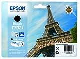 Epson C13T70214010 - Cartucho de tinta, negro, Ya disponible en Amazon Dash Replenishment
