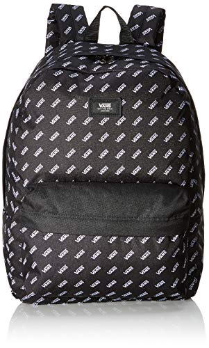 Vans OLD SKOOL III BACKPACK Mochila tipo casual 42 centimeters 22, Negro/Blanco