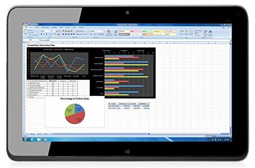 HP Elite x2 1011 G1 Tablet Intel M-5Y71 29,4cm 11,