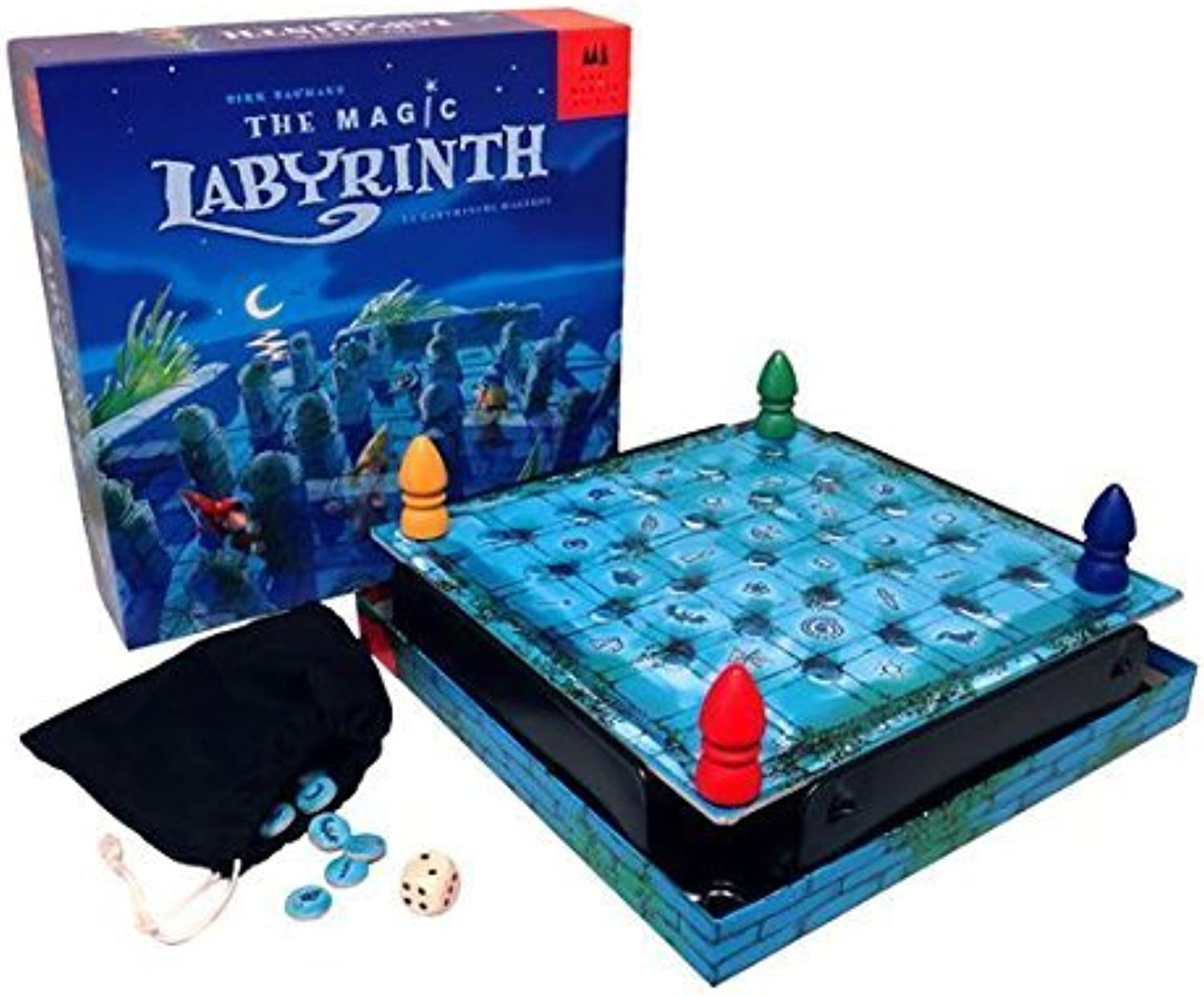 Magic Labyrinth by Lion Rampant Imports Ltd