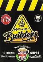 Make Mine a Builders Tea Bags (80) by Make Mine a Builders