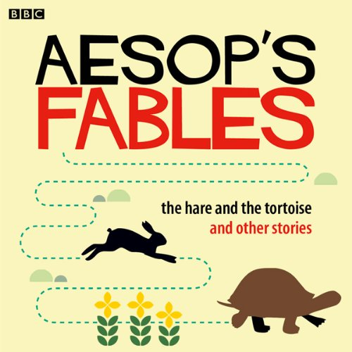 Aesop: The Hare and the Tortoise and Other Stories audiobook cover art