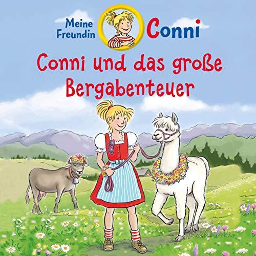 Conni und das große Bergabenteuer Titelbild