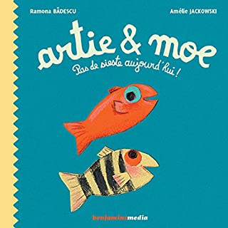 Couverture de Artie et Moe