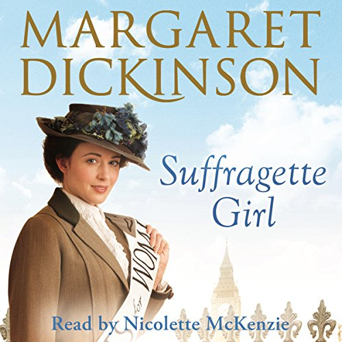 Suffragette Girl cover art