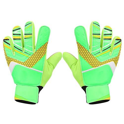 V GEBY voetbal handschoenen, kinderen kinderen keeper handschoen anti-slip voetbal vinger handschoenen