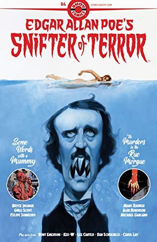 Edgar Allan Poe's Snifter of Terror #4 (English Edition)