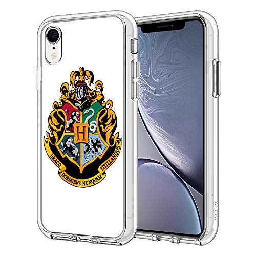 iPhone XR Case Clear Case Cover iPhone Case (Harry-Potter)