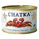 Chatka - Cangrejo real ruso - 60% patas enteras - 185 g (121g)