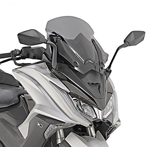 Cúpula Moto Kymco AK 550 i 2017 Givi teñida