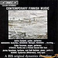 フィンランド現代音楽集 [Import](Contemporary Finnish Music)