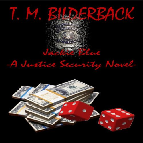 Jackie Blue audiobook cover art