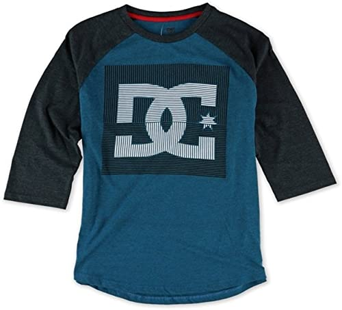 DC - T-Shirt - Manches 3 4 - Opaque - Homme