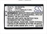 2000mah battery for HUAWEI DATA06 DATA08 E587 4G E587 4G Mobile Hotspot Wireless MiFi WiFi Router GP02 UMG587