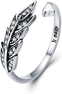 pandora anello corona alloro