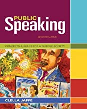 Best Public Speaking: Concepts and Skills for a Diverse Society (Cengage Advantage Books) Review