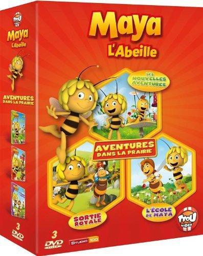 Maya l'abeille - Mes nouvelles aventures + Sortie royale + L'école de...