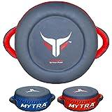 Mytra Fusion Round Pad Kickboxing Punching training Focus pad