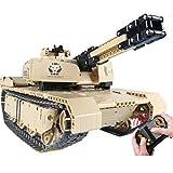 KEEPH Custom Bausteine Panzer Modell 1276 Teile 1:16 RC Tank Fernbedienung Panzer Technik Konstruktionsspielzeug