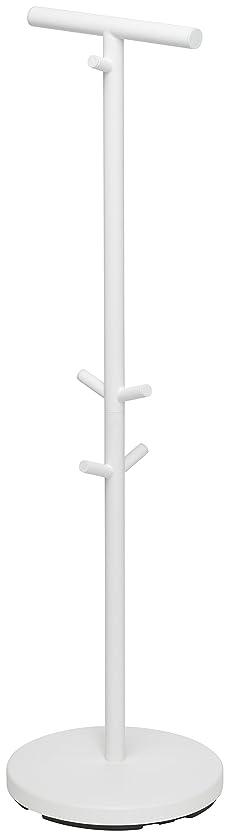 管理する合体前方へ山崎実業 ランドセルスタンド スマート ホワイト 約28X28X100cm smart 3494