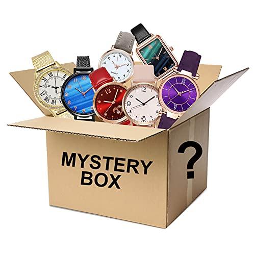 Lucky Box Mystery Lucky Boxes Caja misteriosa, equipo electrónico - ¡Todo es posible!