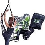 Set Fitness Training L/átex Bandas de Resistencia Tubos de Yoga Cuerda de tracci/ón vea Las im/ágenes. ruiruiNIE 11pcs
