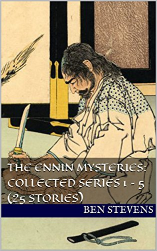 Download The Ennin Mysteries: Collected Series 1 – 5 (25 Stories) (English Edition) B00JV8VMLS