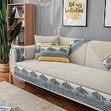 Antideslizante Protector Cubierta de Muebles,Fundas de sofá de...