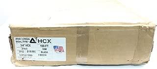 ANAMET 39122 SEALTITE Anaconda HCX Black Flexible Conduit 100FT 3/4IN